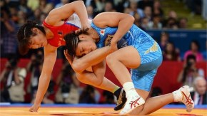 WRESTLING: JAPAN WINS BOTH GOLDS IN THE WOMEN'S FREESTLYE 48,63 KG OLYPMIC 2012–recap and results.