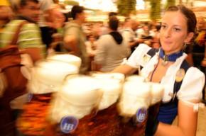 Oktoberfest Beers.