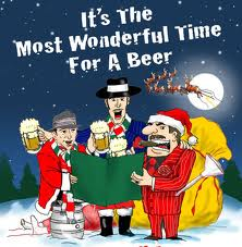 ITS THE MOST WONDERFUL TIME FOR A BEER