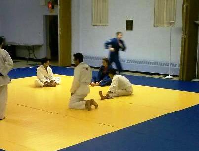 Gentleway Masters dojo