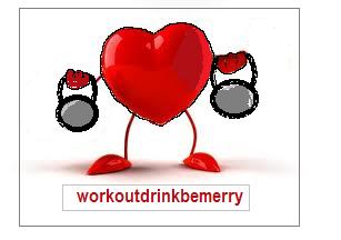 Heart workout kettlebell