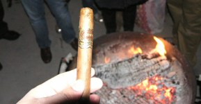 Cigar: Casa Fuente Robusto at #SausageFest2013