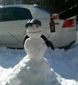 Random: February Blizzard2013