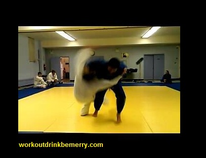 Judo Osotogari #WORKOUTDRINKBEMERRY #WDM