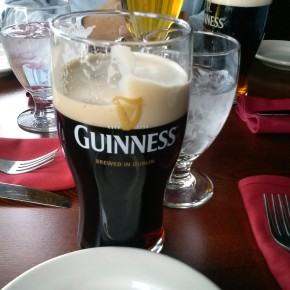 Happy St. Patrick's 2014 , celebrate with a Guinness..
