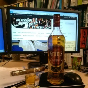 Grant's Blended Scotch WhiskeyReview