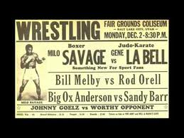 JUDO GENE Lebell vs Milo Savage