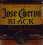 jose cuervo black medallion