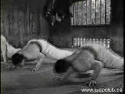 Kimura pushups