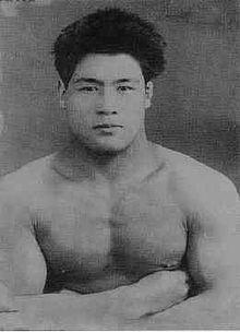 Masahiko Kimura, the strongest Judokaever.