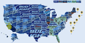 Beer by State,