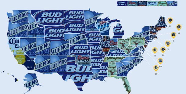 Beer by State