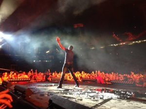 Performing at the Florida Country Superfest in Jacksonville.