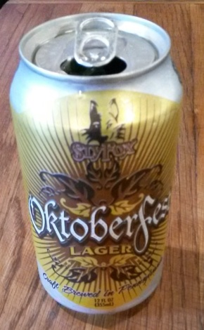 Oktoberfest 2014- Sly Fox Beer