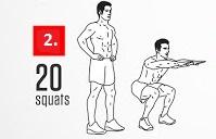 Do some Squats